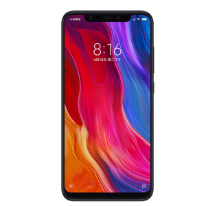Mi 8 Full screen Game smartphone Black