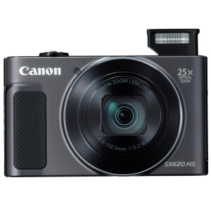 Canon PowerShot SX620 HS Black Digital Camera 20 Megapixel 25x Zoom