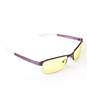 GUNNAR Wi-Five Anna Black Frame Amber Lens Radiation Anti Blue Light Eyewear