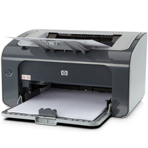 HP (HP) LaserJet Pro P1108 black and white laser printer A4 print small commercial printing