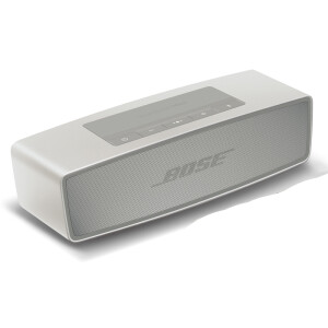 Bose SoundLink Mini Bluetooth Speaker II – Silver White Wireless Speaker / Sound