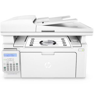 HP (HP) LaserJet Pro MFP M132fn laser printing copy scanning fax machine 128fn new (HP Superman)