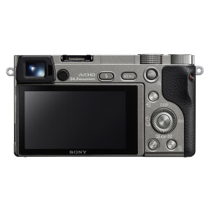 Sony (SONY) ILCE-6000 APS-C micro single body graphite gray (24.3 million effective pixels a6000 / α6000)