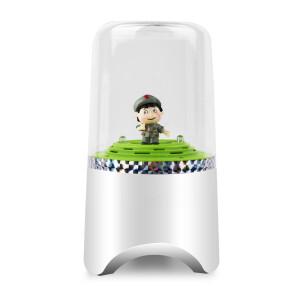 (ASHU) AS103 computer small audio usb remote control desktop mini speaker multimedia colorful subwoofer cute mobile phone audio