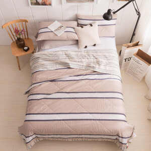 Antarctic people are core cotton textured cotton core skin soft air conditioning quilt cotton summer cool by the Amazon 150 * 200cm