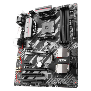 MSI B350 TOMAHAWK Motherboard (AMD B350 / Socket AM4)