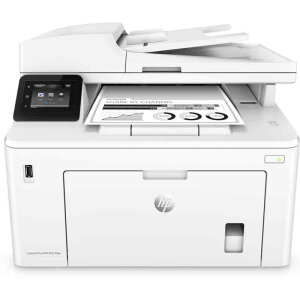 HP LaserJet Pro MFP M227fdw Laser All-in-One (Print, Copy, Scan, Fax, Auto Duplex)