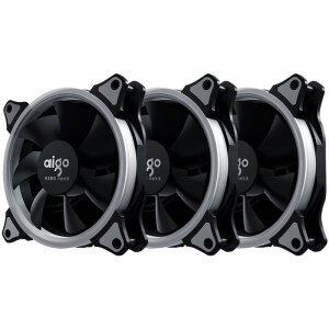 Aigo Moolight Box A3 Case Fan by Mobile Phone APP Control