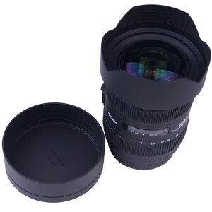 Sigma (SIGMA) 12-24mm F4.5-5.6 II DG HSM Full Frame Ultra Wide Angle Zoom Star Sky (Canon Cap)