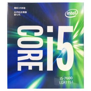 INTEL Quad-core I5-7600 Processor