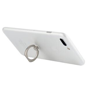Bunkers (Benks) iPhone8 Plus / 7 Plus Phone Case Scrub Full Cap Apple 8 Plus / 7 Plus Ring Bracket Case White