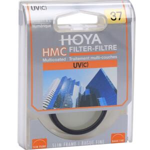 (HOYA) uv mirror filter UV mirror 37mm HMC UV (C) professional multi-layer coating anti-ultraviolet ultra-thin color filter