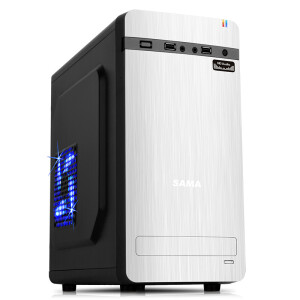(SAMA) Dreamer 1 set Mini chassis (support M-ATX motherboard / standard rated 270W power supply / support CD-ROM / back line / support 32CM long graphics card)