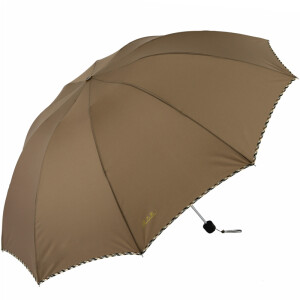 Paradise umbrella to strengthen and strengthen the water repellent to throw off 30 percent business umbrella 3311E touch sauce red