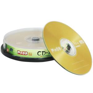Ming Daijin dish (MNDA) CD-R 52 speed Jiangnan water 50 pcs drum CD blank disc burning disc
