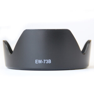 Good weather EW-73B 67mm bayonet hood can be used for EF-S 18-135mm f / 3.5-5.6 IS STM camera lens 70D / 700D / 760D