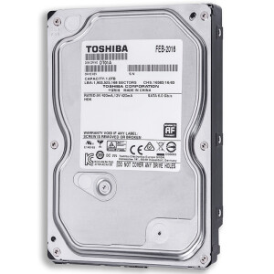 Toshiba (TOSHIBA) 1TB 5700 to 32M SATA3 monitoring level hard drive (DT01ABA100V)