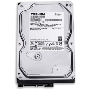 TOSHIBA Desktop/ Laptop Hard Drive (MG03SCA300)