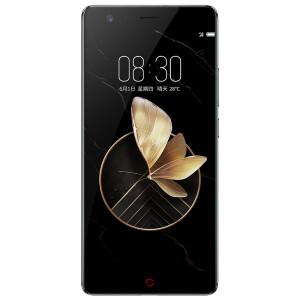 Nubia Z17 8GB +64 GB black smartphone