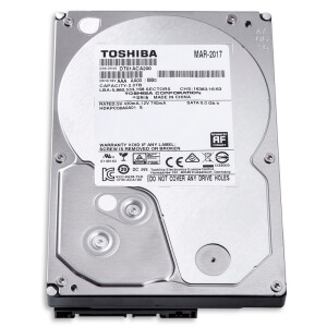 Toshiba (TOSHIBA) 2TB 7200 RPM 64M SATA3 Desktop Hard Drive (DT01ACA200)
