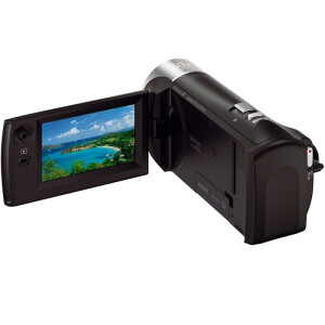 Sony (SONY) HDR-CX405 high-definition digital camera optical image stabilization 30 times optical zoom Zeiss lens