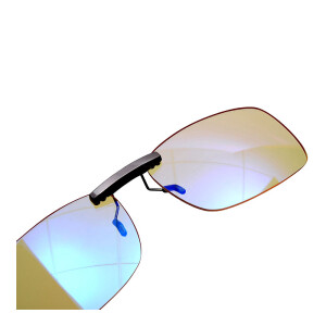 Shadow level (iNSIST) gaming glasses anti-blue new clip 8801
