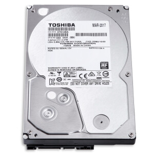 Toshiba (TOSHIBA) 2TB 5700 to 32M SATA3 monitoring level hard drive (DT01ABA200V)
