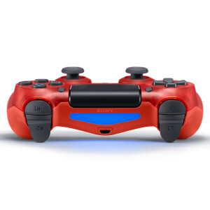 SONY Original DualShock 4 Wireless Controller for PlayStation 4- Red