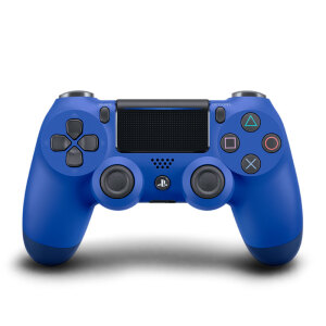 SONY Original DualShock 4 Wireless Controller for PlayStation 4-Blue