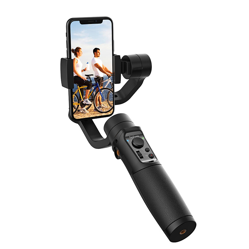 Hao Hao excellence hohem isteady mobile mobile phone stabilizer handheld pan-tilt three-axis gyroscope mobile phone PTZ