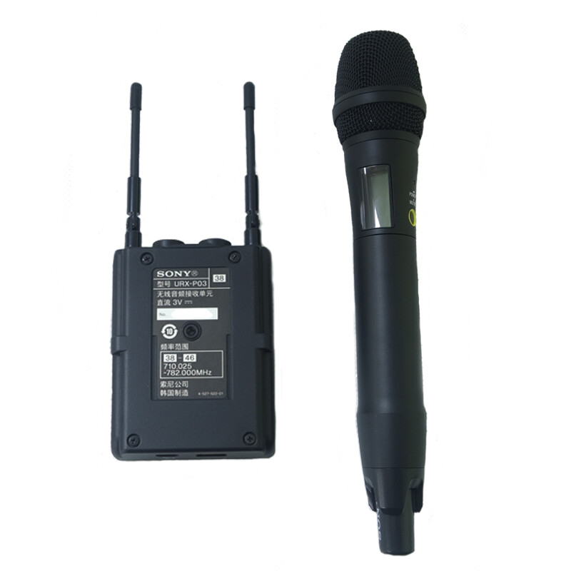 Sony (SONY) Sony wireless handheld microphone UWP-D12