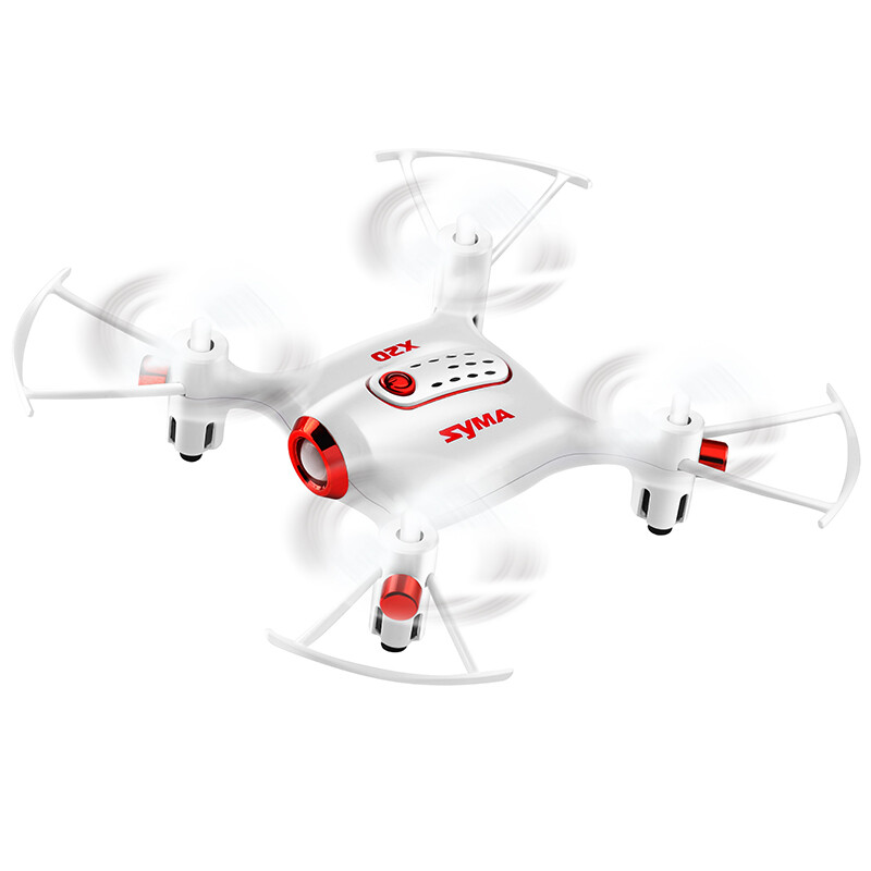 Syma X20 Pocket Drone 2.4Ghz Дрон с пультом дистанционного управления Mini RC.