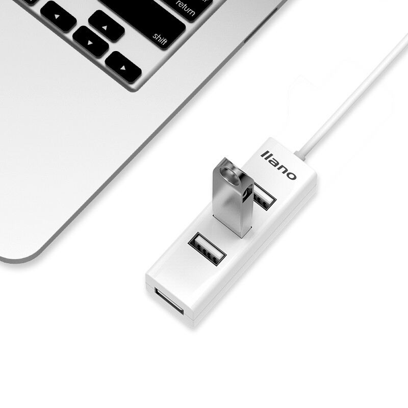 llano USB hub with 4 ports