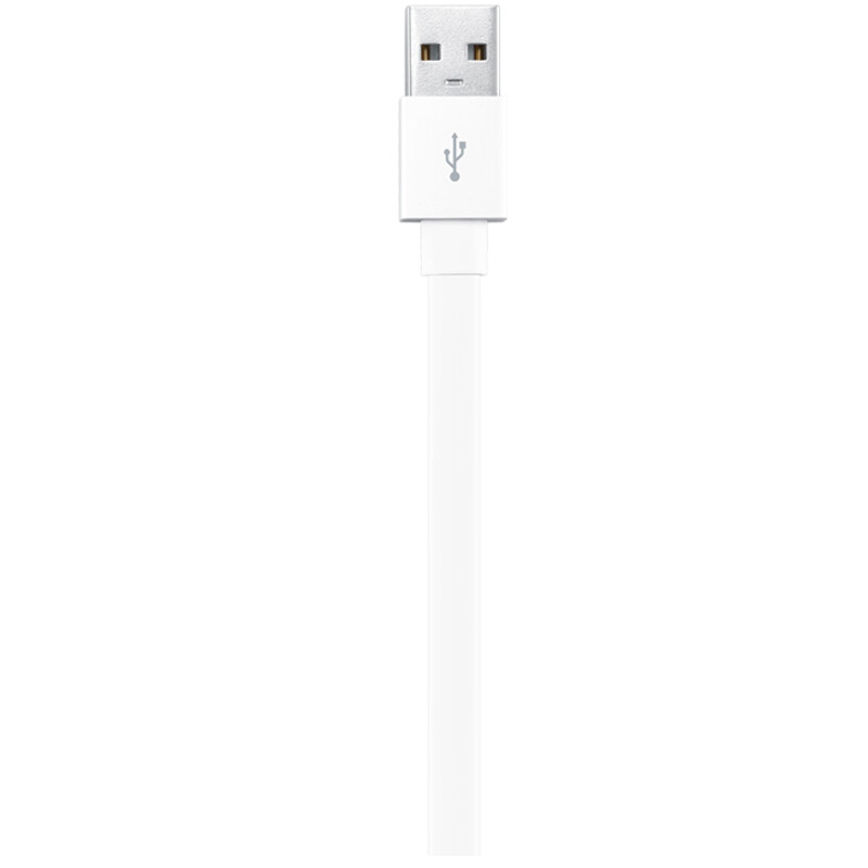 PISEN USB Type-C Charging and data transferring cable,suitable for Android,1.5 meter (white)