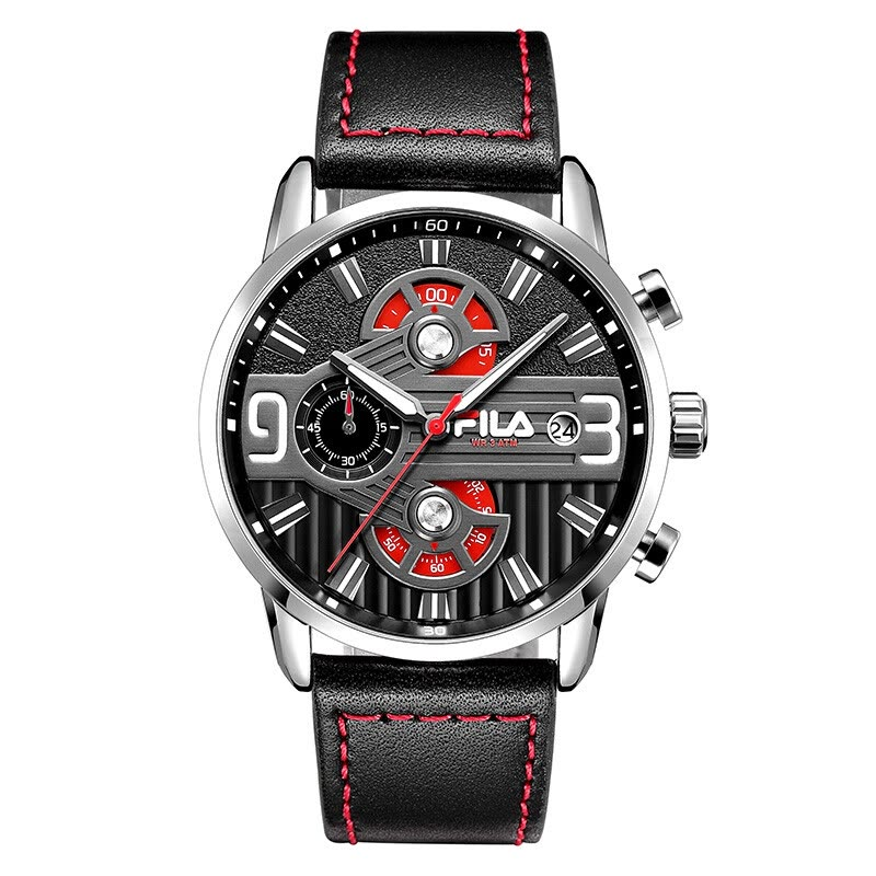 Shop fila fila watch simple fashion sports waterproof luminous student men watch flm38 787 007 for Fila watches