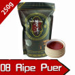 2008 yr Ripe Pu-erh Tea Loose Tea China Yunnan Shu Puer Bag Packaging 250g