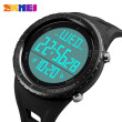 Skmei Sports Watch For men large dial open count chronograph shock watch Waterproof Digital wrist watch Relogio Masculino