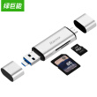 llano USB 2.0 Andriod/type-c/OTG/SD/TF Card Reader