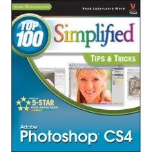 database-Photoshop CS4: Top 100 Simplified Tips and Tricks[Photoshop CS4:100个技巧] on JD