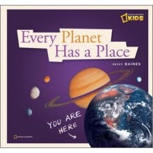 -Every Planet Has a Place: A Book about Our Solar System on JD