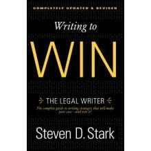 anthropology-Writing to Win: The Legal Writer on JD