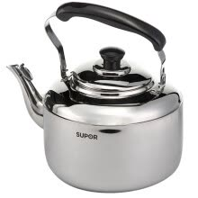 -【Jingdong Supermarket】 Supor song sound 304 stainless steel pot 5L kettle kettle SS50Q1 on JD