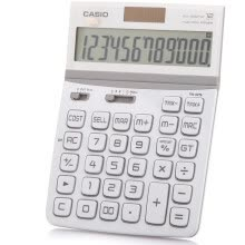 875065887-CASIO DW-200TW-WE large calculator white on JD
