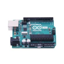 -Official UNO R3 Microcontroller Genuine Learning Development Control Board USB Cable Compatible For Arduino UNO R3 on JD