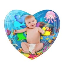 baby-toddler-toys-Portable Kids Water Sprinkler Splash Play Mat Shallow Toddler Pool Bathroom Outdoor Pad Swimming Party SupplyC on JD