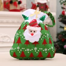 -Santa Claus Snowman Elk Christmas Candy Packaging Christmas Candy Decoration on JD