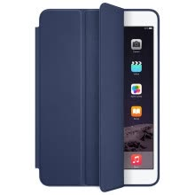 -For iPad mini 1 2 3 Retina Smart Case Slim Stand Leather Cover Dark Blue on JD