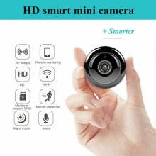 -Mini Wifi Camera 1080p IP Camera Wireless CCTV Infrared Night Vision Motion Detection 2 Way Audio Home Security Camcorders on JD