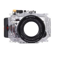 -PULUZ 40m Underwater Swimming Diving Waterproof Camera Case For SONY RX100 III on JD