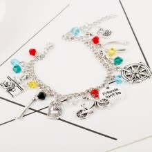 -Strange Story Axe Tape Bicycle Multi Combination Metal Accessories Bracelet on JD